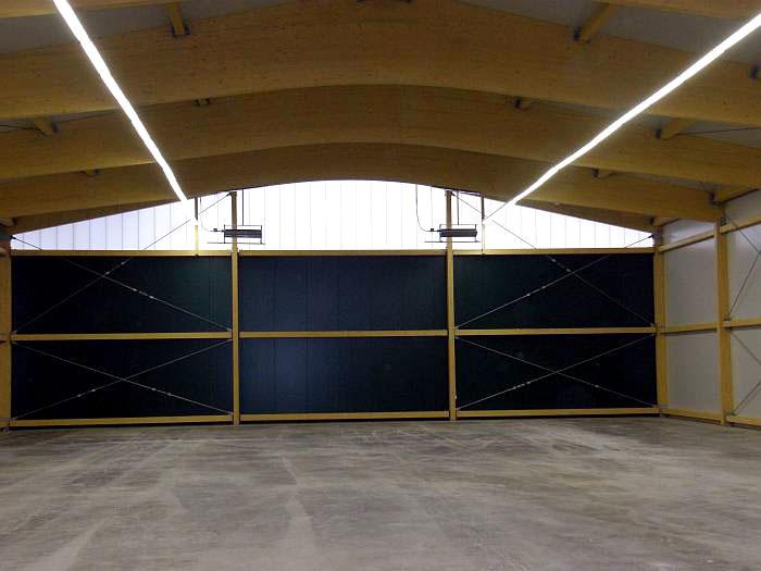 Montierte Hallen, feste Sporthallen | Mibosport Praha, s.r.o.